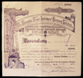 London Coins : A129 : Lot 39 : China, Shanghai Land Investment Co. Ltd., incorporated Hong Kong, share certificate,...