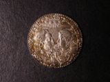 London Coins : A134 : Lot 1592 : Marriage of Charles I and Henrietta Maria 1625 23mm diameter in Silver by Briot? Eimer 105 Obverse F...