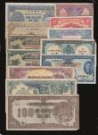 London Coins : A172 : Lot 152 : Sarawak $1 dated 1st January 1935 (2) series A/3 695200 and A/4 811363 , Pick 20, VG - Fine, Hong Ko...